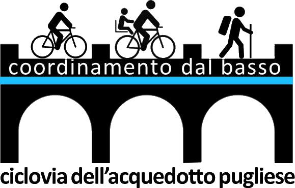 Logo Ciclovia Acquedotto Pugliese